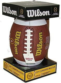 Best wilson commemorative football Reviews