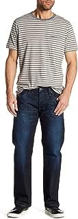 Diesel Larkee Regular Straight Leg Button Fly Denim Jeans 0RZ32 Dark Wash 30