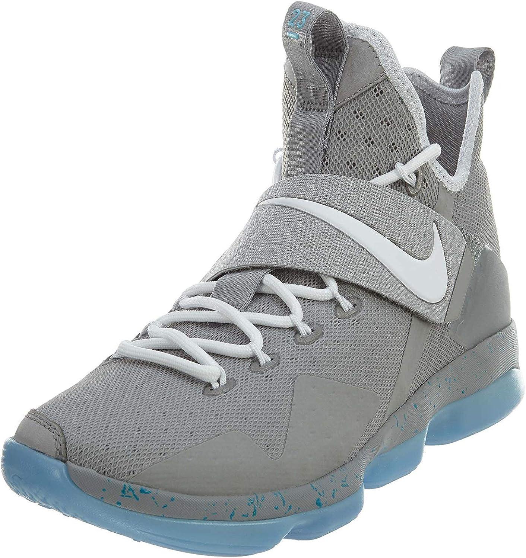 Nike Men's Lebron XIV LMTD, Anthracite Anthracite
