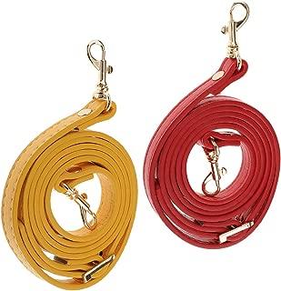 Prettyia 2 Pcs Shoulder Bag Straps Cross body Replacement Handbag Wallet Purse Handle Adjustabl
