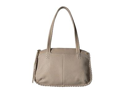 Hobo Alegra (Oyster) Satchel Handbags