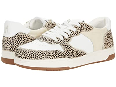 Madewell Court Sneakers in Calf Hair