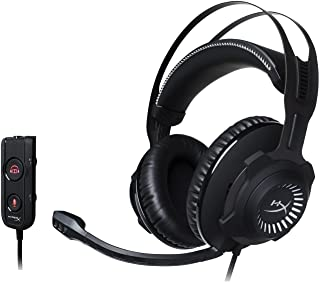 HyperX Cloud Revolver S - Gaming Headset with Dolby 7.1 Surround Sound - Steel Frame - Signature Memory Foam - Premium Lea...