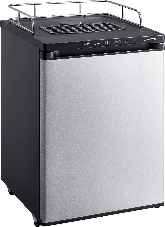 EdgeStar BR3002SS 24 Product Inch Conversion Refrigerator Wide Kegerator Charlotte Mall