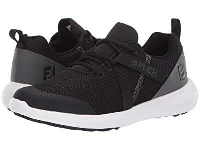 FootJoy FJ Flex (Black/Charcoal) Women