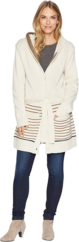 Williamette Hooded Cardigan
