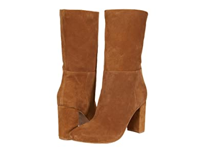 Chinese Laundry Keep Up (Honey Brown Split Suede) High Heels