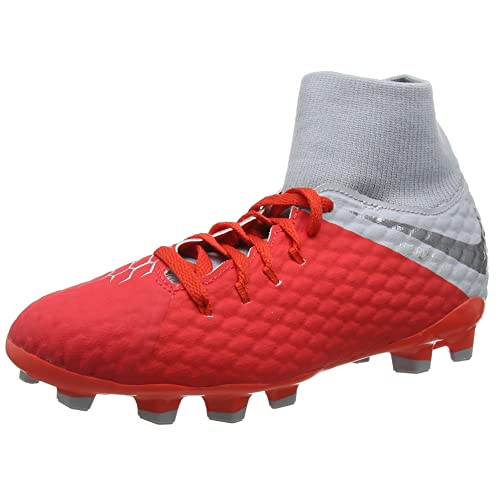 0909ac602a97 Nike Hypervenom III Pro Dynamic Fit FG Just Do It Men's Firm-Ground Soccer  Cleats