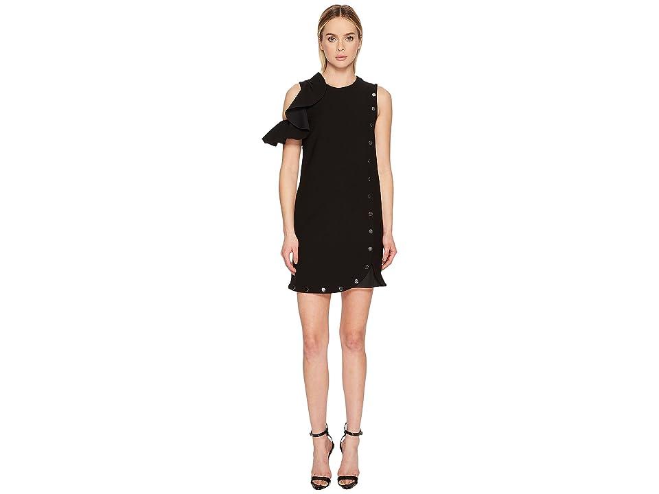Sportmax Eureka Sleeveless Dress (Black) Women