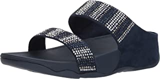 FitFlop Women's Flare Strobe Slide Sandals