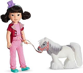 American Girl WellieWishers Shetland Pony