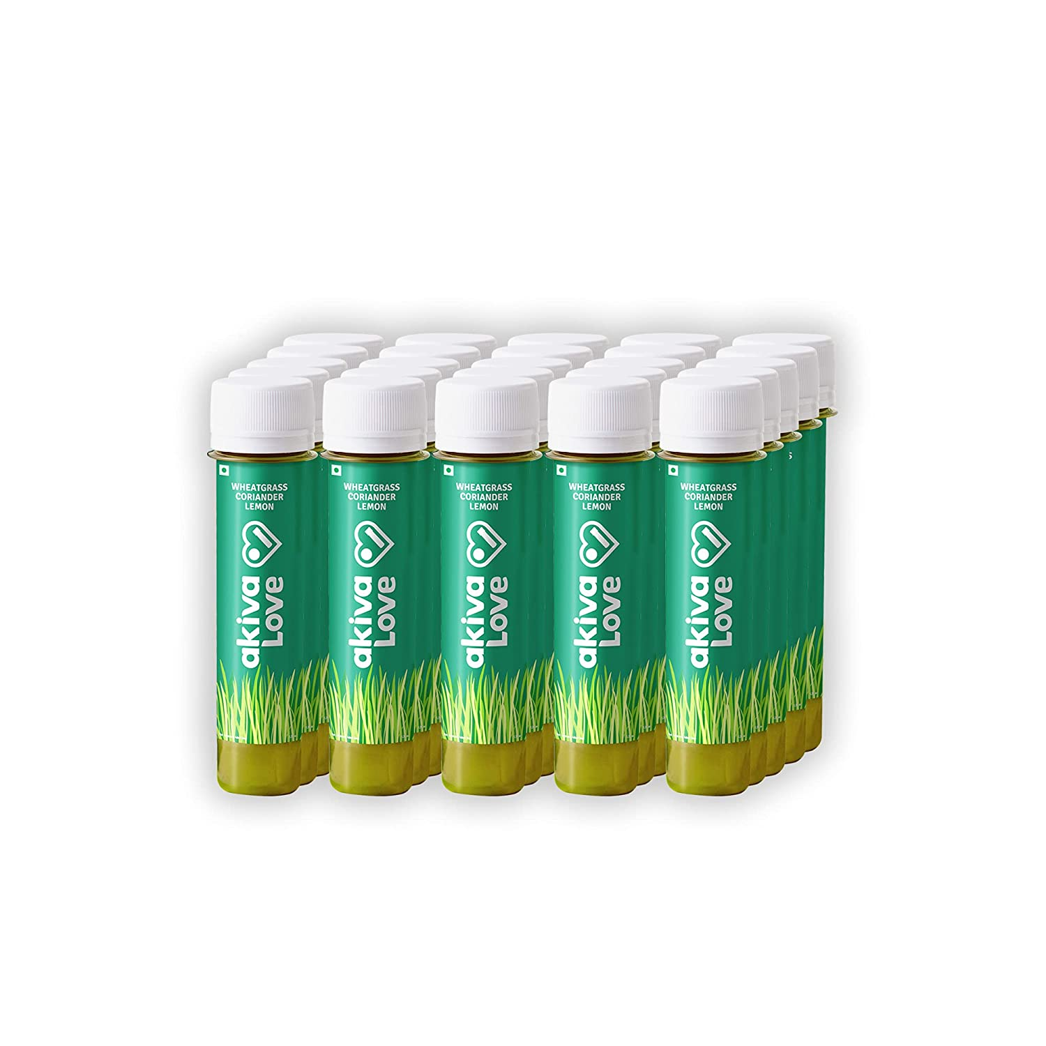 AKIVA Love Wheatgrass Ranking TOP3 Opening large release sale Pack of 30 Juic Ready to Drink Ayurvedic