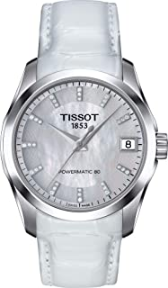 Tissot Couturier Lady Powermatic 80 Automatic Ladies Watch T035.207.16.116.00