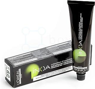 Inoa Hair Color Fundamental 6.0/6NN Dark Blonde (EU package) comes with Boxiti hand wipe
