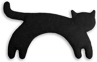 comprar comparacion Leschi | Almohadilla de calor (para las cervicales y los hombros) | 36529 | La gata Minina | de pie | grande | Color: Medi...