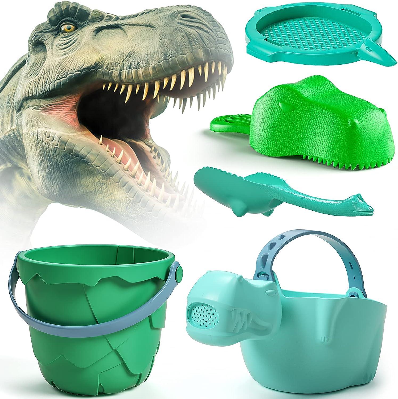burgkidz Sand Toys Set for Beach Toddlers Kids Trust Dinosaur Genuine Th