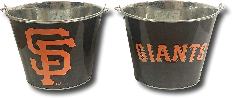 San Francisco Team Color Metal Bucket Max 48% OFF Beer Very popular!