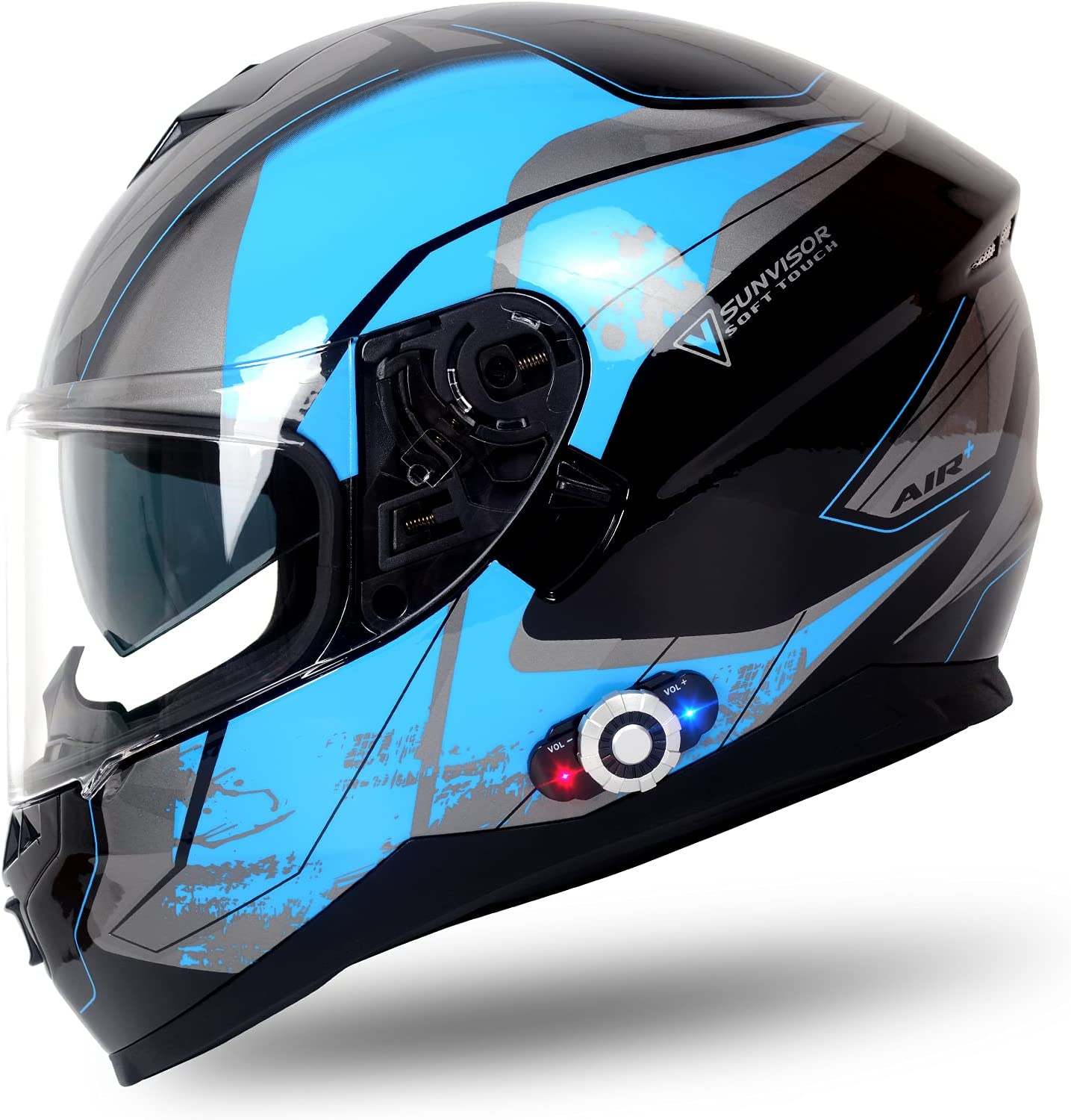 FreedConn Bluetooth Motorcycle Helmets Max 86% OFF 6 Riders F Group Direct store Intercom