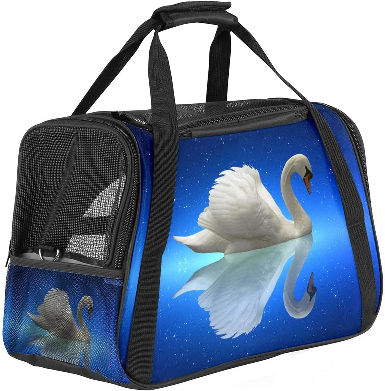 Airline Approved Easy-to-use Soft Sided Pet Low Carrier Series Tote Profile Max 73% OFF