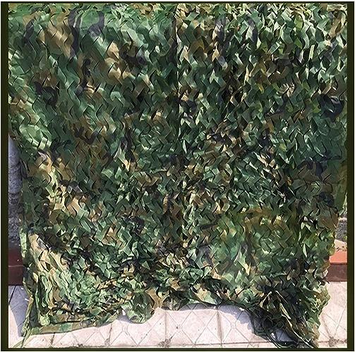 Carl Artbay Bache de Tente Filet de Camouflage Militaire Vert Jungle Oxford Tissu De Chasse Filet Sac Tente Champ De Tir Filet De Camouflage Filet de Camouflage Camouflage (Taille   6x8m)