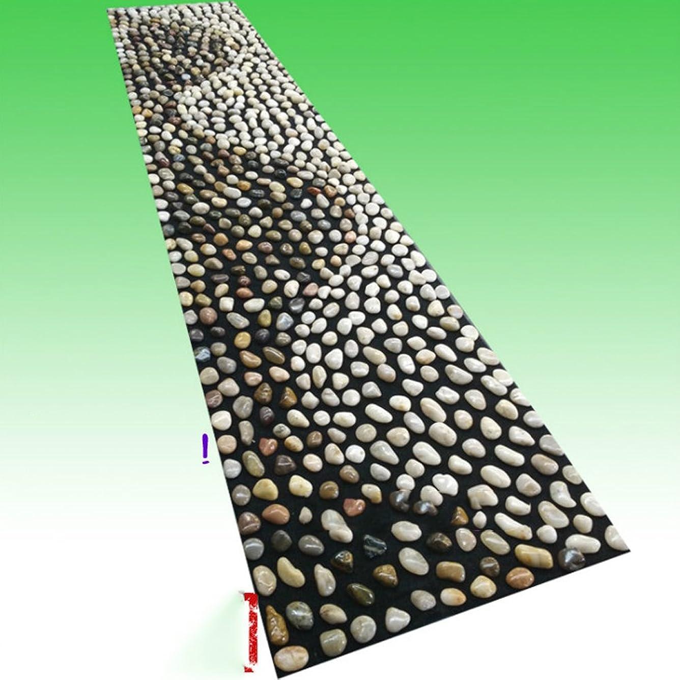 ウェーハヨーロッパインストラクター足つぼ マット マッサージシート マッサージ 足裏 健康 ツボ刺激 折りたたみ ウォーキングマット 足裏マット 本物の健康 フットマッサージ 足のマッサージパッド 模造石畳の歩道