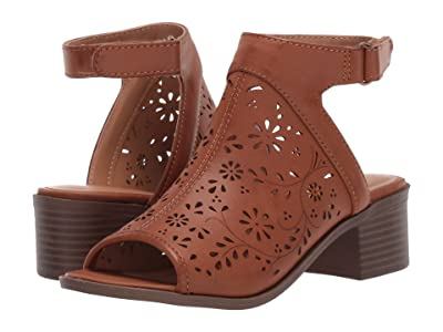 Nine West Kids Adalirah (Little Kid/Big Kid) (Tan Burnished) Girl