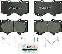مجموعه ترمز دیسکی Bosch BP976 QuietCast Premium Disc For: Lexus GX460، GX470؛ میتسوبیشی مونترو ، مونترو اسپورت؛ Toyota 4Runner، FJ Cruiser، Sequoia، Tacoma، Tundra، Front