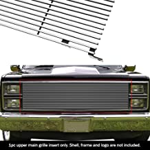 APS Compatible with 1981-1987 Chevy C K Pickup Blazer 1981-1988 Suburban Billet Grille Grill S18-A20058C