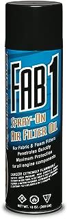 Maxima 61920 FAB-1 Air Filter Spray - 13 oz. Aerosol