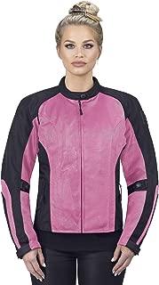 Viking Cycle Warlock Women's Mesh Motorcycle Jacket