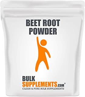 Bulksupplements Beet Root Powder (1 Kilogram)
