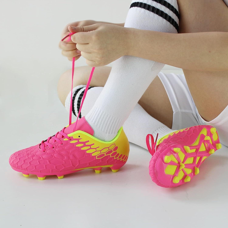 Hawkwell Kids Outdoor Soccer Shoes(Toddler/Little Kid/Big Kid)