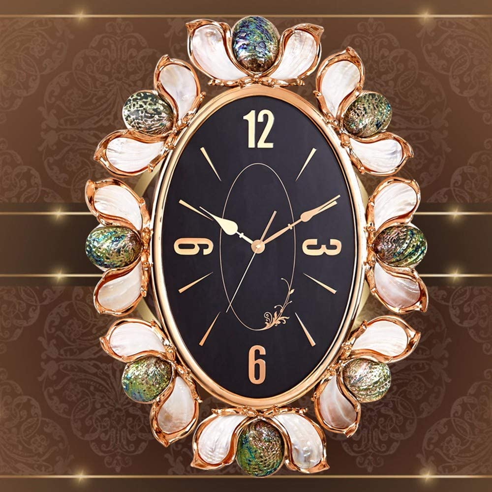 Stylish Cheap mail OFFicial site order shopping Silent Wall Room Home,Kitchen,Office,Living Clock