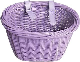 evo E-Cargo Wicker Jr. Bicycle Handlebar Basket - HT-WK-013