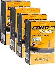 Continental Tubes 700×25-32 presta valve 42mm, Pack of 4