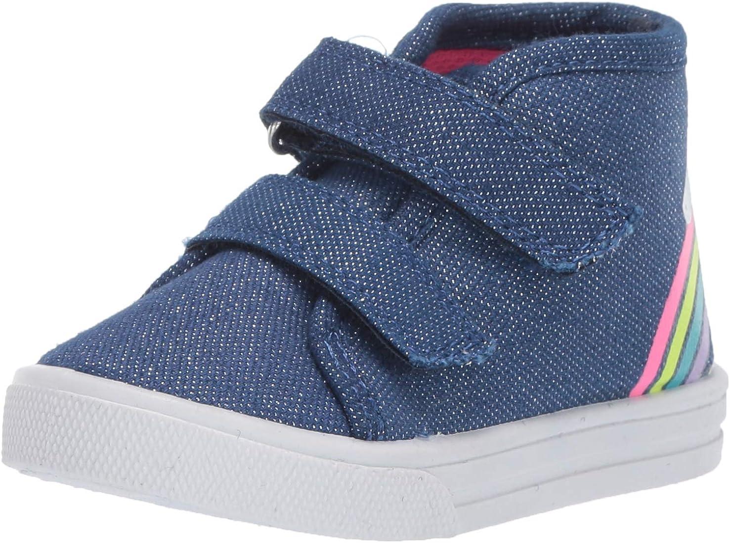 OshKosh B'Gosh Toddler and Little Girls Mane High Top Sneaker