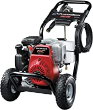 PowerBoss 3100 MAX PSI at 2.4 GPM Gas Pressure Washer with Detergent Tank, 25-Foot..