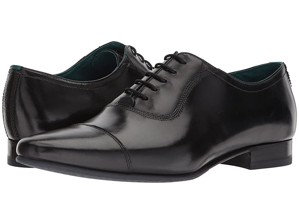 Ted Baker Karney (Black Leather) Men