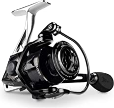 KastKing Megatron Spinning Reel, Freshwater and Saltwater Spinning Fishing Reel, Rigid..