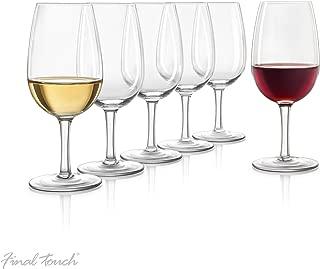 Best iso standard wine tasting glass Reviews