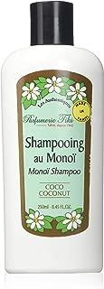 Monoi Tiare Tahiti Shampooing au Monoi Coconut - 8.45 fl oz