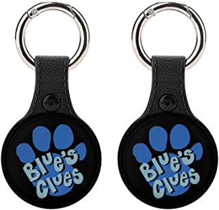 $21 » Blues_Clues Apple AirTag 2021 Protective Case Soft TPU Anti-Scratch Lightweight Protective Skin Cover Finder Keychain Acce...