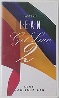 Usana Lean: Get Lean 2: Legs & Oblique Abs