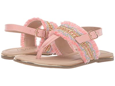 Amiana 15-A5528 (Toddler/Little Kid/Big Kid/Adult) (Pink Chain) Girl
