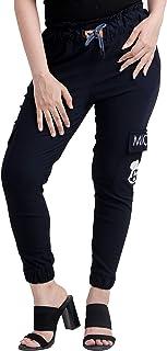 Neysa Women's Lycra Blend Printed Jeans