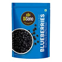 DiSano American Dried Blueberries, 200g