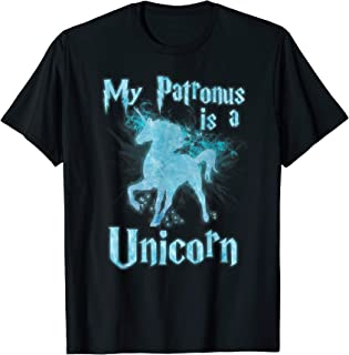 My Patronus Is a Unicorn OFFICIAL T-Shirt New 2019
