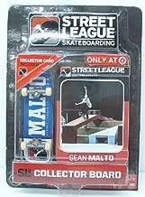 Ronin Syndicate Street League Skateboarding Pro Series 1 Blue Skateboard & Sean Malto Collector Card Target Exclusive
