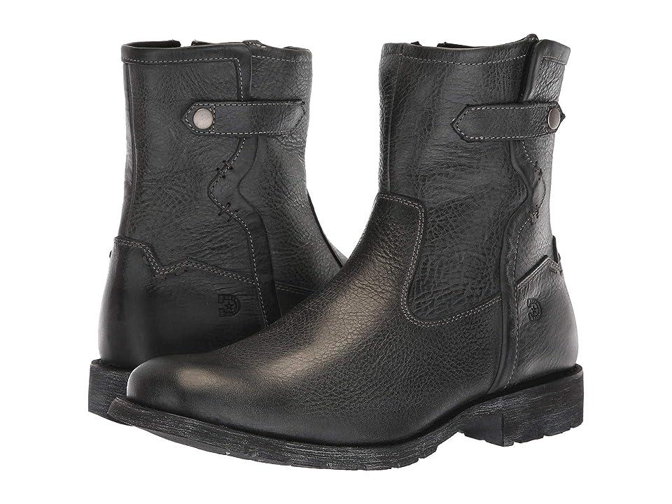 Durango Drifter 8 Zip (Slate) Cowboy Boots