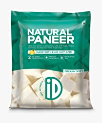ID Fresh Food Natural Paneer, 200g
